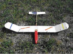 Türk kuşu Model Uçak